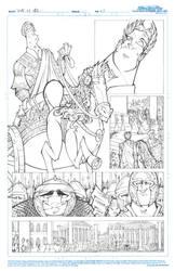 ROME - Page 1 Pencils