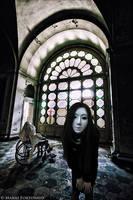 Psychiatrist Asylum by skullkill88