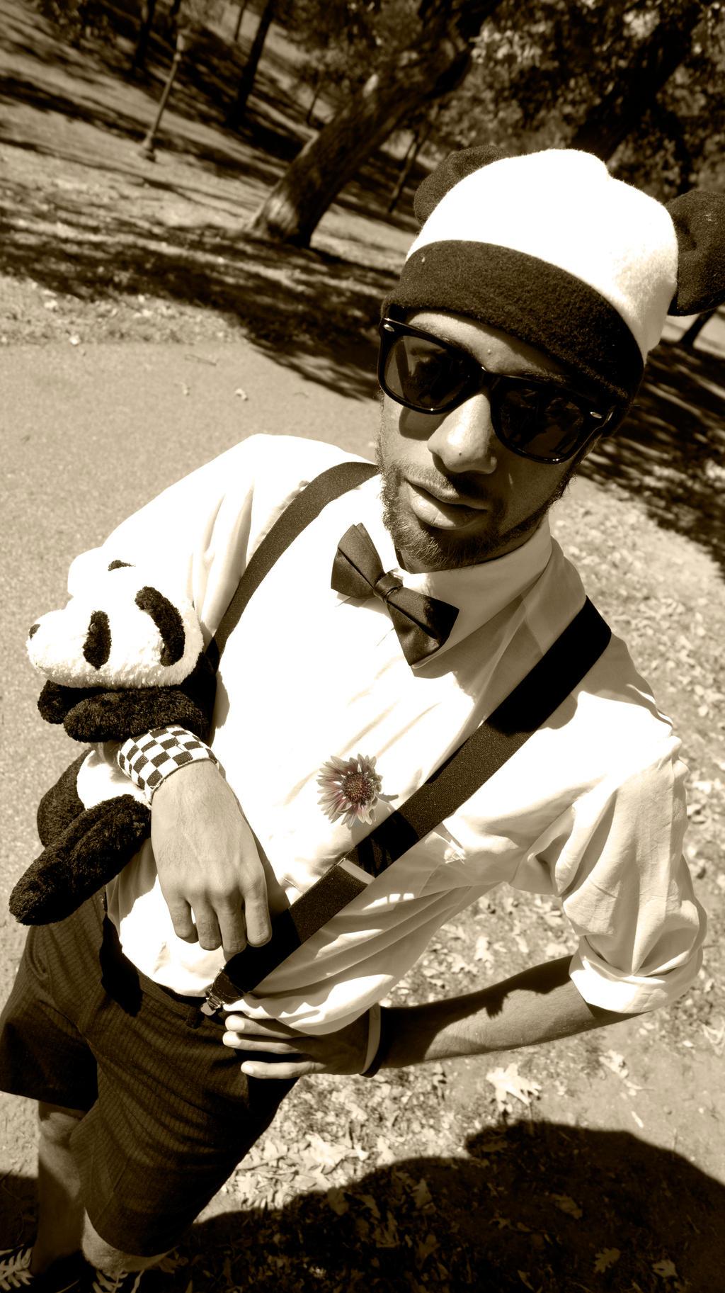 Mr. Panda by FakeStar23