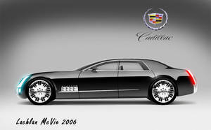 Cadillac Sixteen Concept by terapr0