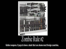 Zombie Rules 2 by psbox362