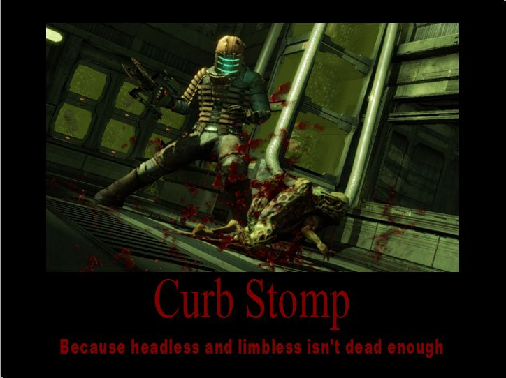 Curb Stomp by psbox362