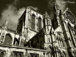 York Minster by clauds27