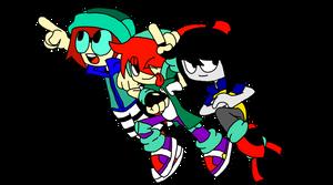 Oshmagosh Characters
