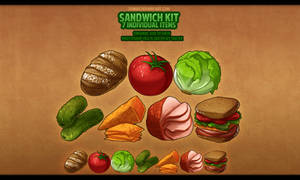Sandwich Kit Items