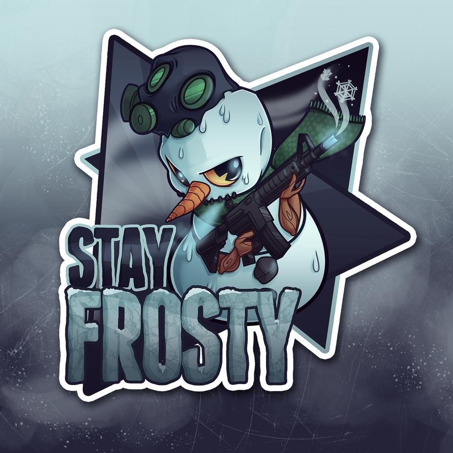 CS:GO Sticker - Stay Frosty by zombie ...