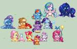 Pixel Ponies!