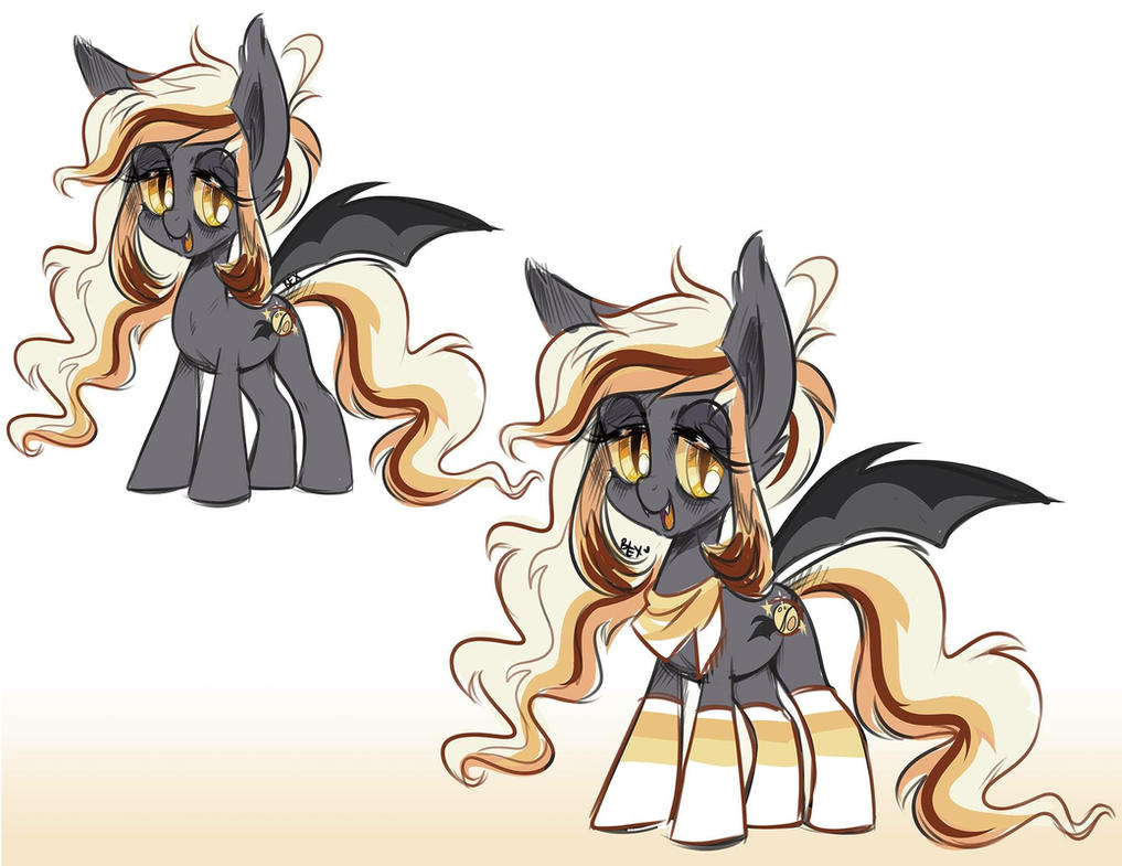 U U Uuuu 2018 >> Redesign Candy - Full Bat by zombie on DeviantArt