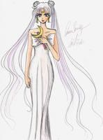 Queen Serenity by ann4rt
