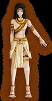 CO: Egyptian Boy