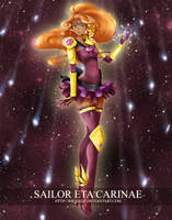 C: Sailor Eta Carinae by ann4rt