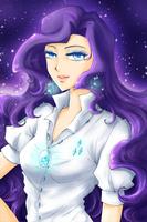 Miss Rarity by ann4rt