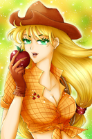 Applejack by ann4rt