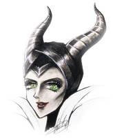 Maleficent by ann4rt