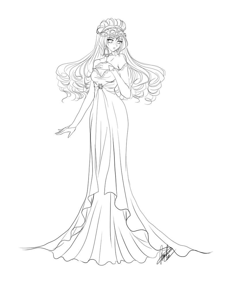 C Snow Princess Eiry By Annrt On Deviantart
