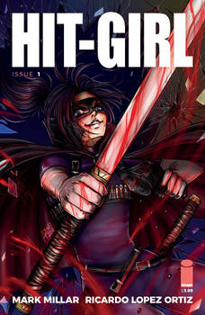 Hit Girl is BACK!