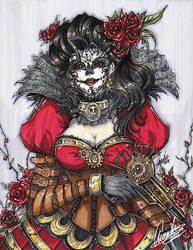 C: La Dama De La Muerte