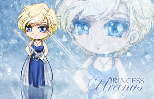 Chibi Princess Uranus