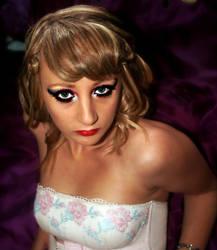 Burlesque Inspired 2 by InsecureNumbAngel