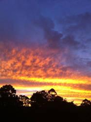 Sunset by InsecureNumbAngel