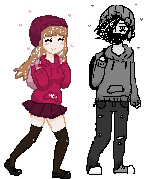 A Cute Couple By Xxmistykillerxx On Deviantart
