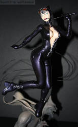 catwoman by angela808