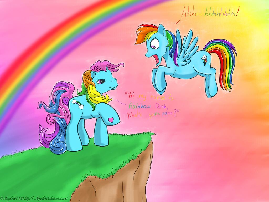 [Obrázek: rainbow_dash_meets_rainbow_dash_by_angel...5ou46o.jpg]