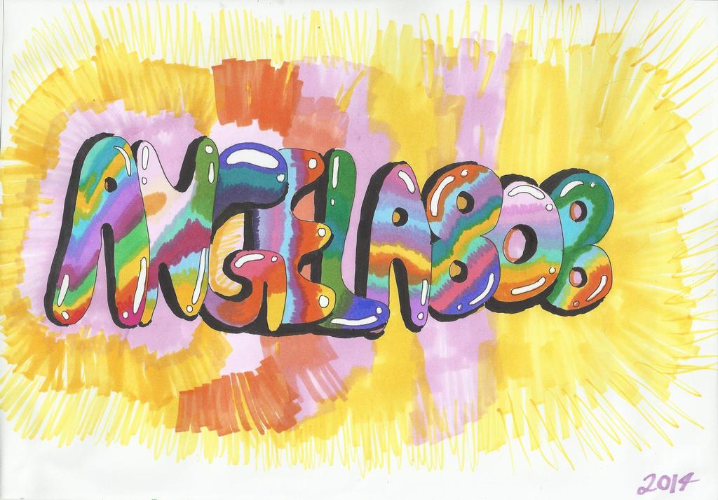 Copic Marker Graffiti ID by angela808 on DeviantArt