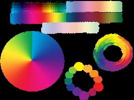 Colour wheel by angela808