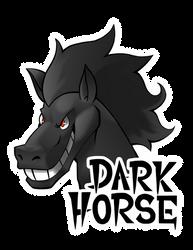 Dark Horse Logo Concept by Empkayin