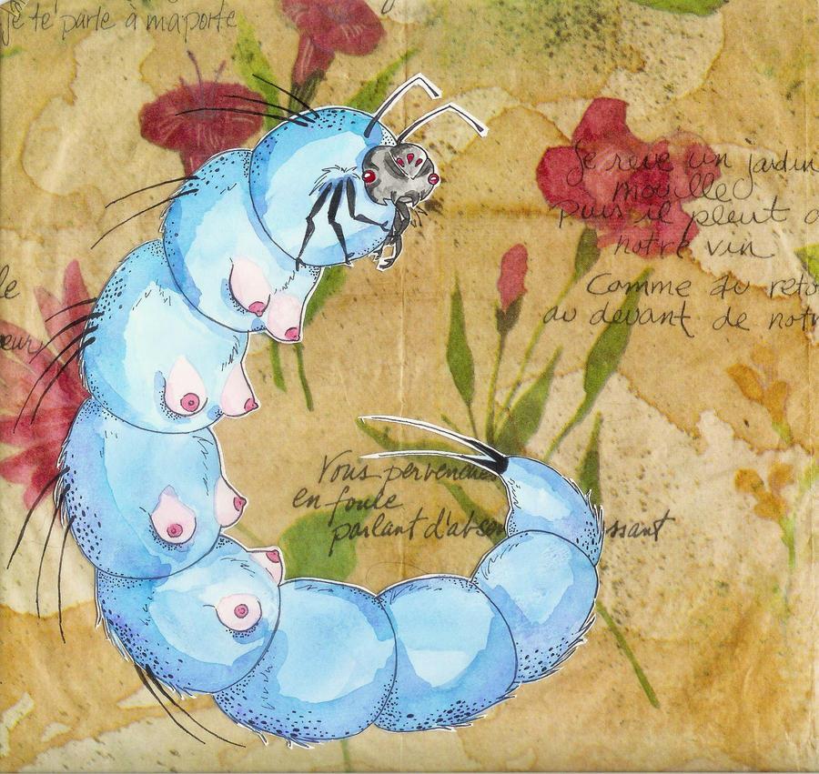 Tittypillar by fishy-go-rawr