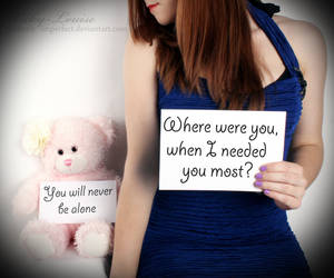 Never Alone. by Perfectly--Imperfect
