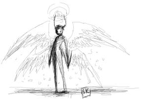 Evil Angel by Skaistele