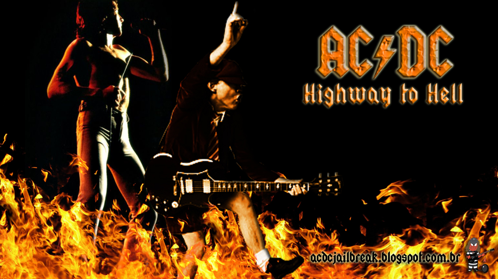 Image Gallery highway to hell wallpaper