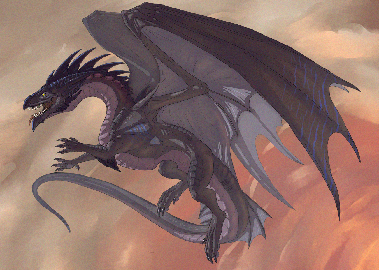 надо бороться, все про драконов с картинками далее будут
