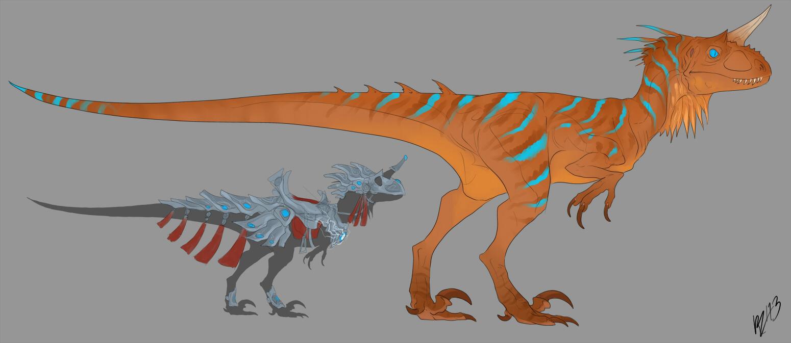 Raptor_concept by Kerneinheit
