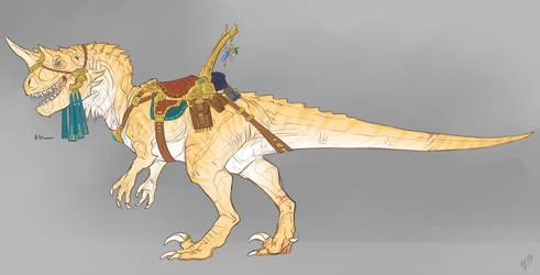 Dino by Kerneinheit