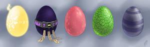 Digi-eggs