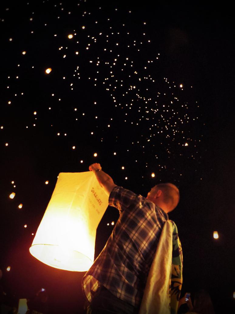 John's Lantern by joelhouston