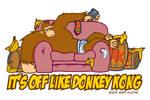 It's Off Like Donkey Kong