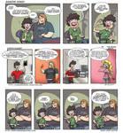 Nerd Rage - Gamer Comic