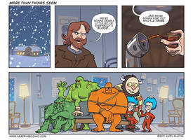 Nerd Rage - More Than Things Seem by AndyKluthe
