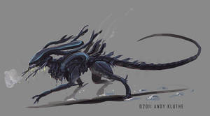 Reindalien by AndyKluthe