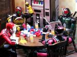 Kamen Rider Poker - Tamashii Photo by AndyKluthe