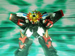 GaoGaiGar Final Fusion - Tamashii Nations by AndyKluthe