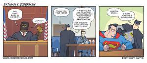 Nerd Rage - Batman v Superman