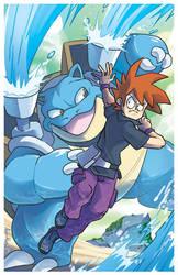 Pokemon 20th Anniversary - BLUE