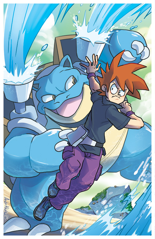Pokemon 20th Anniversary - BLUE