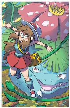 Pokemon 20th Anniversary - GREEN