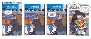 Nerd Rage - Seasonal Disorder by AndyKluthe
